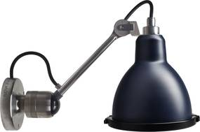 DCW éditions Lampe Gras N304 XL Outdoor Seaside wandlamp bare blue