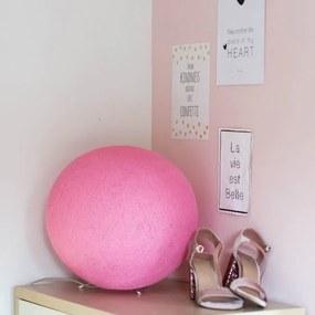 Staande Cottonball - Soft Pink - dia 31cm