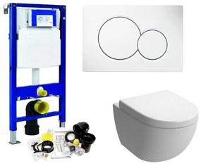 Geberit UP320 Toiletset set14 Boss & Wessing Zero met Sigma drukplaat