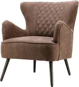 Fauteuil Daisy Jeep taupe