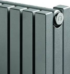 CARRE CPVN-PLUS radiator (decor) staal brown Grey (hxlxd) 1800x595x86mm