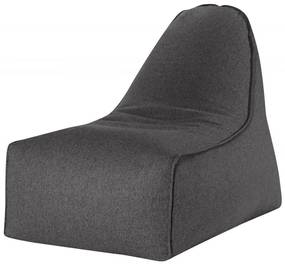Sitting Point Zitzak Stoel Boogie Felt - Antraciet