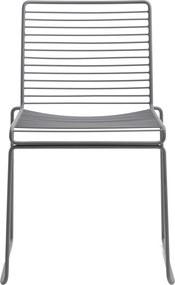 Hay Hee Dining Chair tuinstoel grijs
