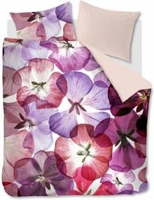 Beddinghouse   Dekbedovertrekset Blossom Petals eenpersoons: breedte 140 cm x lengte 200/220 cm + roze dekbedovertrekken   NADUVI outlet