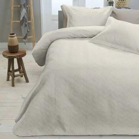 Sleeptime Bedsprei Wave - Creme