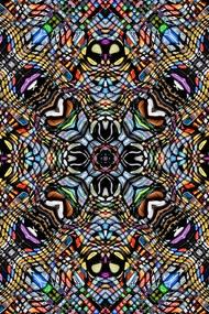 Moooi Carpets - Carpet Moooi Dazzling Dialogues 3 - 200 x 300 - Vloerkleed