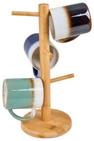 Mokkenrekje - bamboe - 32 cm