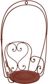 Fermob 1900 schommelstoel Red Ochre
