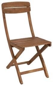 Kreta inklapbare stoel - 57x39x86 cm