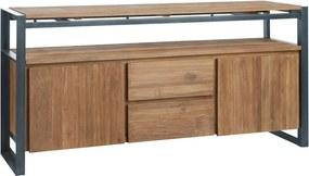 D-Bodhi Fendy Dressoir Van Teakhout - 150x40x75cm.