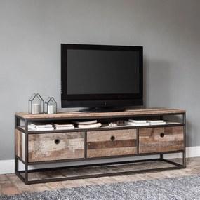 D-Bodhi Tuareg Tv-meubel Teakhout 150 Cm - 150x40x55cm.