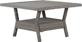 Garden Collections Mayflower high loungetable vierkant