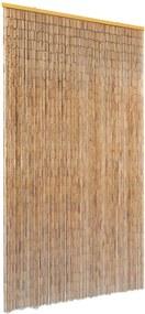 Vliegengordijn 100x200 cm bamboe