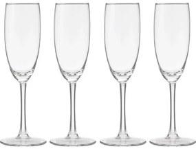 4-pak Champagneglazen