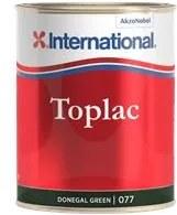 International Toplac - Donegal Green 077 - 750 ml