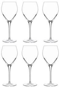 Atelier rode wijnglas (Ø9,8 cm) (set van 6)