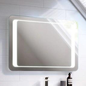 Quaser Led-Verlichte Spiegel - 65 x 90 cm