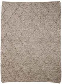 Vloerkleed Bruin 140 x 200 cm