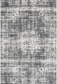 Vloerkleed - Vintage - Grijs Lifa Living Patroon 80 x 150 cm - Ga naar Dekbed-Discounter.nl & Profiteer Nu