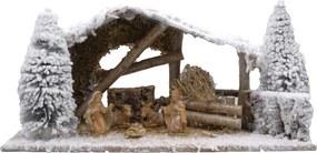 Euromarchi kerststal 6520-5N