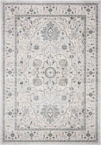 Safavieh   Vintage vloerkleed Isabela Traditioneel 120 x 180 cm lichtgrijs, grijs vloerkleden polypropyleen vloerkleden   NADUVI outlet