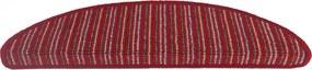 Trapmaantje Flash Rood - 17 x 56 cm *laatste stuks*