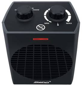 Steba Ventilatorkachel 2000watt Zwart FH504