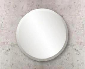 126 spiegel rond met bevestiging en facetrand 25 mm 40 cm