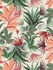 Pink Jungle - XL - 160 x 220 cm