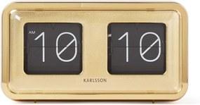 Karlsson Bold Flip tafelklok