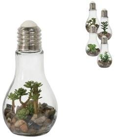 Hanglamp LED met plant - diverse varianten