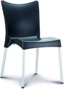 Designstoel Napels - Zwart