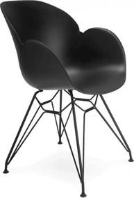 Design Stoel UMELA Zwart
