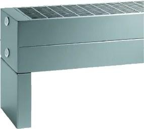 PRIMULA P2/130 radiator (decor) staal wit (hxlxd) 140x1600x130mm