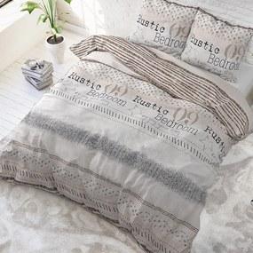 Sleeptime Elegance Rustic Stay 1-persoons (140 x 220 cm + 1 kussensloop)