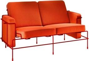 Magis Traffic Sofa bank Signal Red
