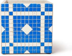 Serax Marie Mozaic bloempot 22 cm