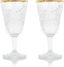 Libbey Hobstar wijnglas 30 cl set van 2