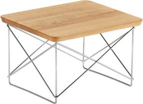 Vitra LTR Wood salontafel 39x34 naturel eiken