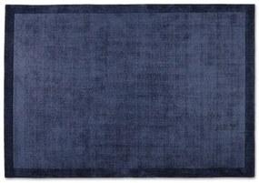 Jago vloerkleed, 200 x 300 cm, inktblauw