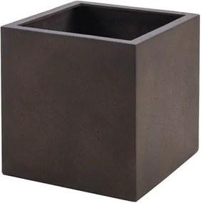 Grigio Cube Bloempot M