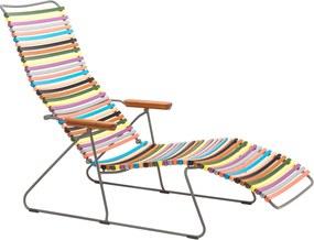 Houe Click Sunlounger Ligstoel Multi Color 1