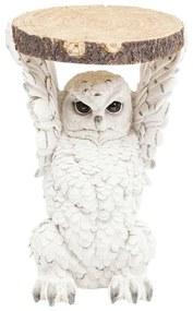 Kare Design Animal Owl Bijzettafel Dieren Uil - 35 X 33cm.