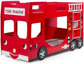 Vipack Fire Truck - Stapelbed