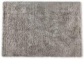 Erin hoogpolig vloerkleed 160 x 230cm, warm grijs