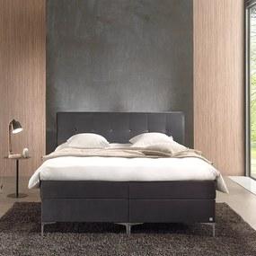 DreamHouse Bedding Boxspringset - Troy Pocket 140 x 200, Montagekeuze: Excl. Montage