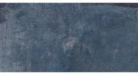 Energieker Magnetic Vloer- en wandtegel 30x60cm gerectificeerd Industriële look Blue Mat SW07311850-4