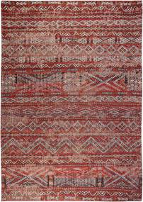 Louis de Poortere - 9115 Antiquarian Kelim Fez Red - 140x200 cm