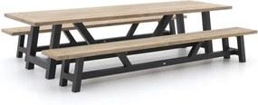 Bellagio Bresimo 330cm picknickset 3-delig - Laagste prijsgarantie!