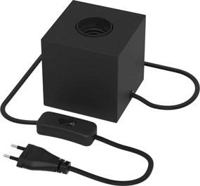 Tafellamp - 1.5 M - Zwart (zwart)